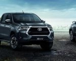 New Toyota Hilux Facelift version