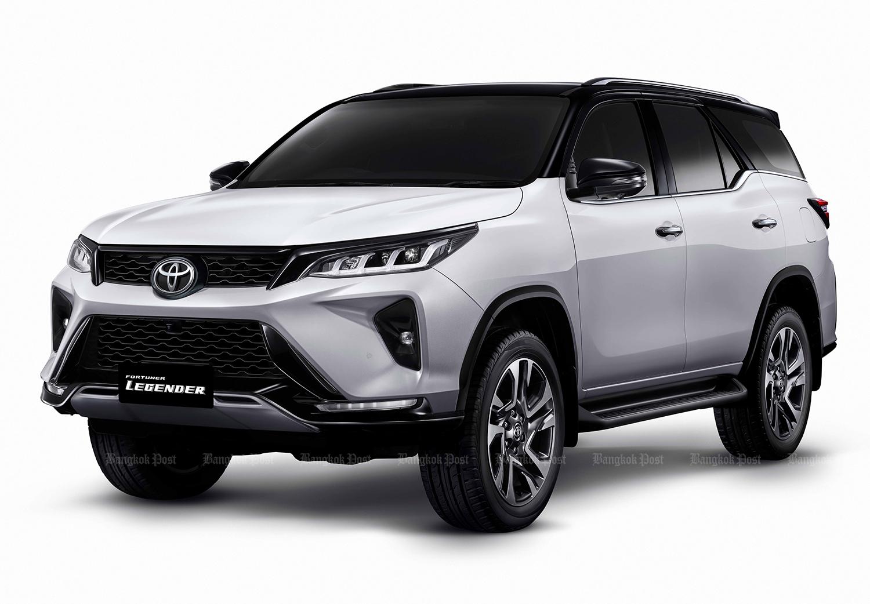 Toyota Fortuner Facelift version Exterior - PakWheels Blog