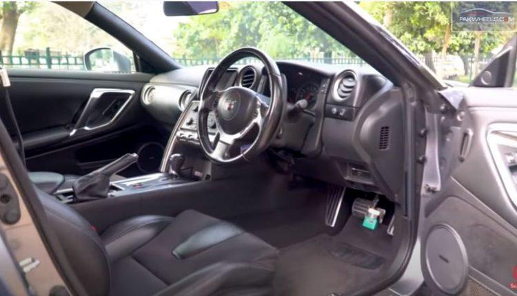 Nissan G-TR