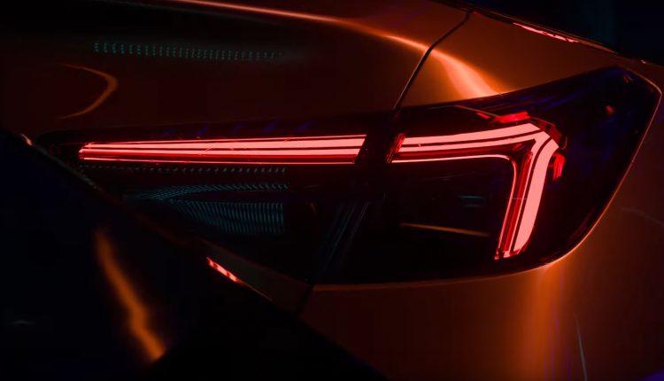 2022 Honda Civic Prototype Teaser