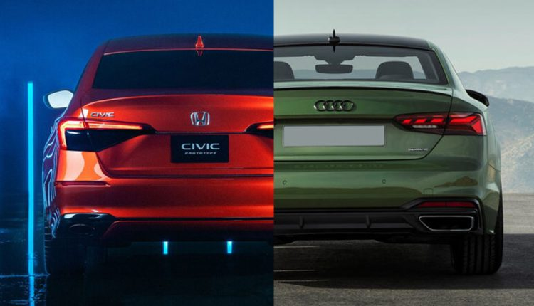 Civic Vs Audi