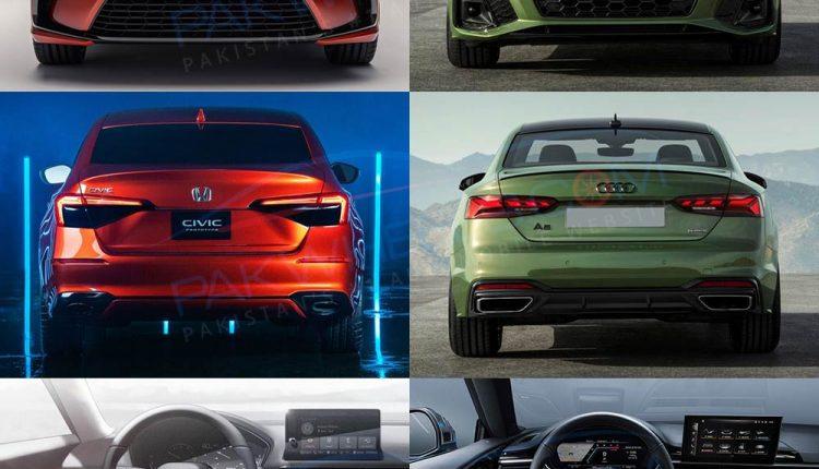 Honda Vs Audi