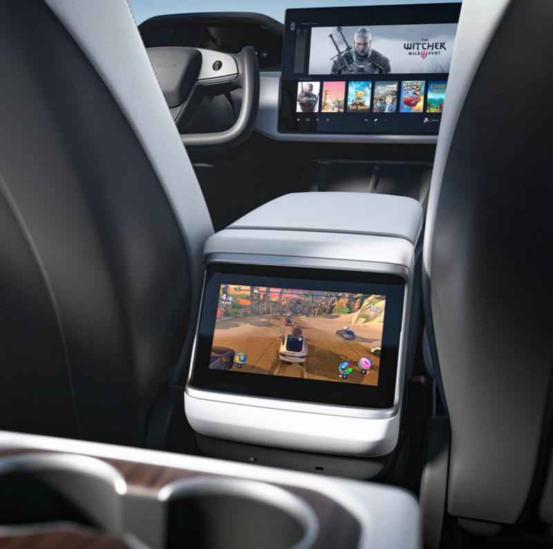 Rear Passenger Screen