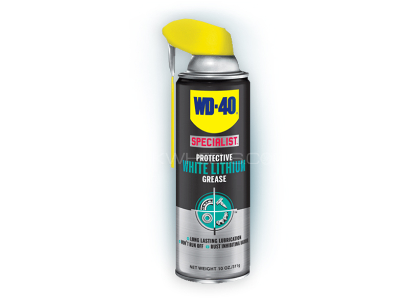 Protective lithium grease WD40