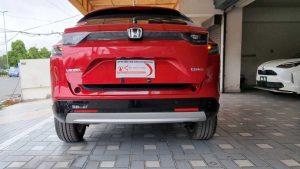Honda Vezel 2021 Rear Look