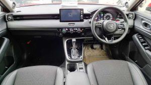 Honda Vezel 2021 Interior