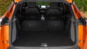 Peugeot 2008 Trunk Space