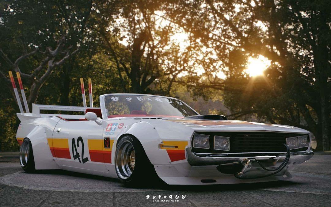 Convertible Kaido Racer
