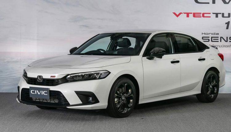 Honda Civic 11th Gen