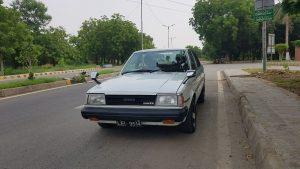 1982 Toyota Sprinter