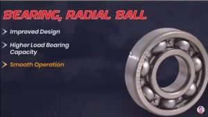 Bearing Ball Honda CG 125