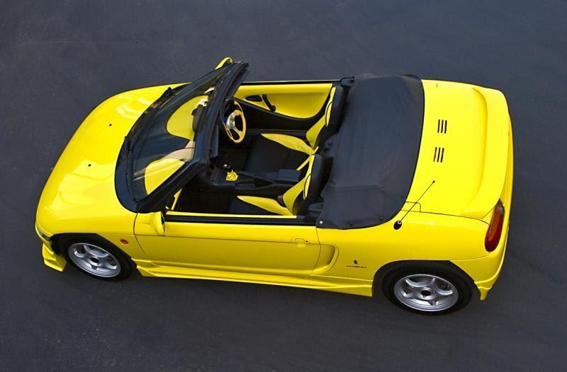 Hayabusa-Swapped Honda Beat