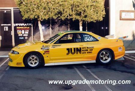 JUN Racing Lemon R R33 GT-R